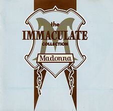 MADONNA - THE IMMACULATE COLLECTION / CD (SIRE/WARNER BROS. 1990)