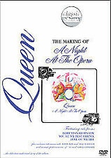 Queen - The Making Of A Night At The Opera (DVD, 2006) (Premium Edition)