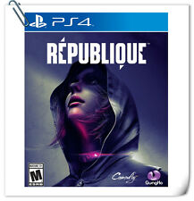 PS4 Republique SONY PLAYSTATION Adventure Games Atlus