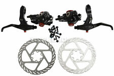 AVID BB7 Bike Cycling Front and Rear Caliper & 160mm G2 Rotor & FR7 Lever