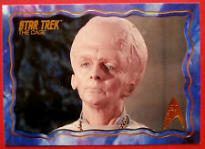"STAR TREK TOS 50th Anniversary - ""THE CAGE"" - GOLD FOIL Chase Card #50"