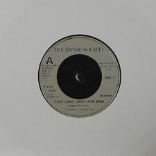 """THE DANSE SOCIETY '2000 LIGHT YEARS FROM HOME' UK 7"""" SINGLE"""
