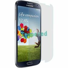 Real Tempered Clear Glass Screen Protector For Samsung Galaxy S4 i9500