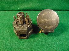 (1) PL-182 NAF 68926-2, 10H/258-B 7 Pin Plug for IFF Sets BC-958 SCR-695 NOS
