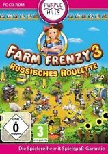 Farm Frenzy 3-Roulette russa | Purple Hills | PC | Nuovo & Subito
