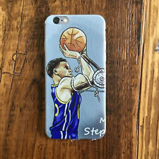 Steph Curry Golden State Warriors GSW iPhone 6 / 6s NBA Basketball Case