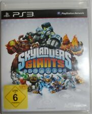 Skylanders Giants Teil 2 Spiel Software CD für Playstation 3 (PS3) USK 6 Deutsch