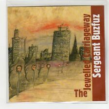 (GG9) Sergeant Buzfuz, The Jewelled Carriageway - 2006 DJ CD