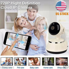 WiFi Wireless HD Home Security Webcam Baby Monitor Night Vision CCTV IP Camera