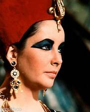 Elizabeth Taylor in Cleopatra 8x10 Photo 003