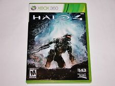 Halo 4 Complete for X-Box 360 Console System