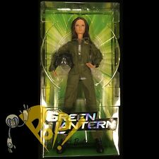 DC Comics CAROL FERRIS Green Lantern BARBIE Doll SDCC 2011 Exclusive MINT in Box