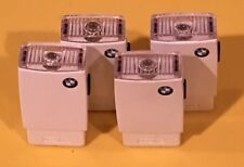BMW White Glove Box Flashlight W/New Rechargeable Batteries E28, E30, E34, E36