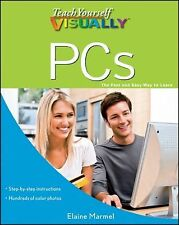 Teach Yourself Visually : PCs - Learn Personal Computers - Free Shipping !