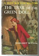 The Trail of the Green Doll #27 Judy Bolton Mystery Series HB/DJ