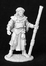 Bertrand Monk Reaper Miniatures Dark Heaven Legends Friar Cleric Fighter Melee