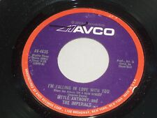 Little Anthony & Imperials: I'm Falling in Love With You/ What Good.. [Unplayed]