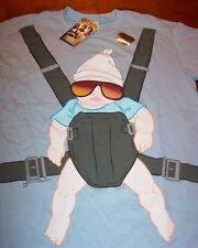 THE HANGOVER Movie BABY T-Shirt SMALL NEW w/ tag