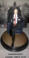HITMAN AGENT 47 CHESSMASTER STATUE + BOX ONLY (COLLECTOR'S EDITION) NO GAME