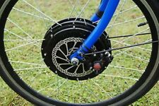 ELECTRIC BIKE CONVERSION KIT NEW 48V/12000+W   FREE DISK BRAKE KIT  $299