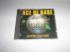 ACE OF BASE CD GERMANY HAPPY NATION