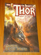 THOR MIGHTY LORD OF EARTH VOL 6 GODS AND MEN MARVEL DAN JURGENS  9780785115281