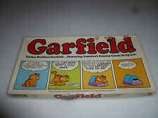 BOXED GARFIELD COMIC STRIP CAT BOARD GAME PARKER BROTHERS VINTAGE 1978 NO 116