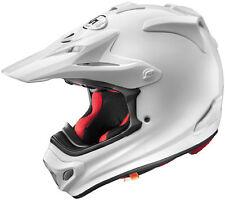 Arai VXPRO4 Helmet Solid White Large L LG Offroad MX VX-Pro VX Pro VXPro 4 NEW