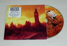 MUSE Sing For Absolution Pt2 DVD Single 2004 Dutch DVD2 CD Cardsleeve