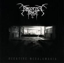 Forgotten Tomb - Negative Megalomania (Ita), CD