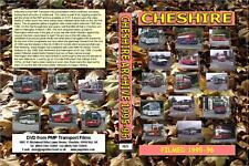 2825. Cheshire Archive UK. Buses. Volume4. 1995-96 Filmed at Warrington with the