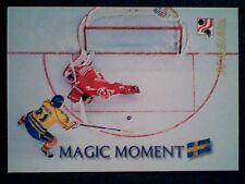 PETER FORSBERG  1994 LILLEHAMMER OLYMPIC GAME *** MAGIC MOMENT *** WINNING GOAL