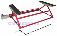 Mini Tilting Car Lift - Chassis Tilter - Ramp Roller - New
