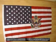 Fahnen Flagge USA Präsident Sonderposten - 90 x 150 cm