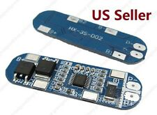 12V BMS Charging Charger Protection Board 18650 Pack Lithium Battery Cell