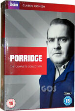 Porridge The Complete Collection 1 2 3 Christmas Specials DVD BBC Comedy Series