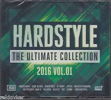 Hardstyle Ultimate Collection 2016 - Vol. 1 (2 CDs, NEU! OVP)