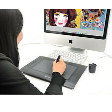 "Huion H610 10""x6.25"" USB Art Graphics Drawing Tablet Pad Cordless Pen"