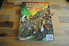 Livre CITADEL MINIATURES 1997 ANNUAL (VO / Games Workshop)