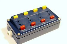 Marklin 70749, Analog Control Box, Accessory Power Circuit Control for old plugs