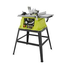 Ryobi 15-Amp 10 in. 15-Amp motor Table Saw with Heavy-Duty Steel Stand
