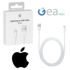 Datenkabel Lightning 2mt MD819ZM/A original für APPLE iPhone-iPod iPad Blister