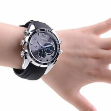HD 1080P WRIST WATCH HIDING PLACES CAMERA MINI DVR DV SPYCAM SPY CAM VIDEO ALARM