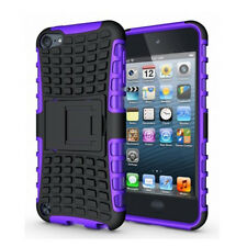 HeavyDuty Armour ShockProof Hard Case Cover Stand For Apple iPod Touch 6 6th Gen
