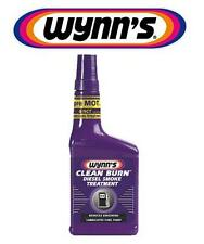 Car Emission & Smoke Treatment Pre MOT Additive Wynns Clean Burn For Diesel