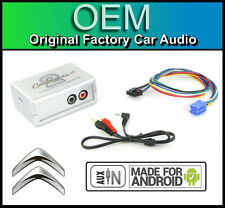 CITROEN Berluti AUX in lead STEREO AUTO Smartphone Android Player connessione ADA