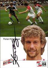AK 4400 Florian Hinterberger, Bayer 04 Leverkusen, TSV 1860 München