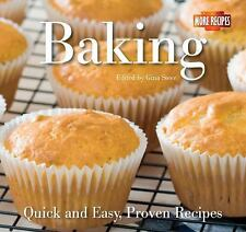 Baking: Quick and Easy Recipes (Quick & Easy, Proven Recipes), .,, , Very Good,