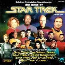 CD Best Of Star Trek Volume 2