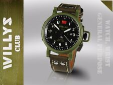 Jeep Willys Club automatic watches Switzerland limited edition China series
